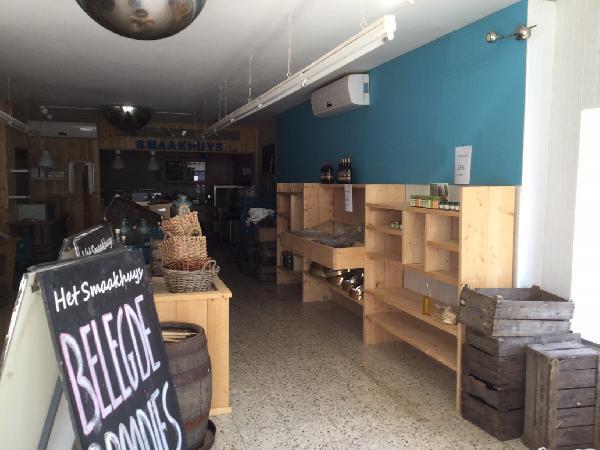 winkelruimte/horecapand, maar ook geschikt als kantoor of praktijkruimte foto 3