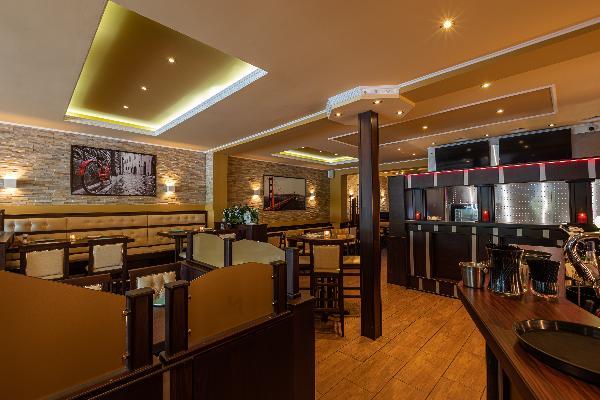 Ingericht restaurant aan Lindeplein foto 5