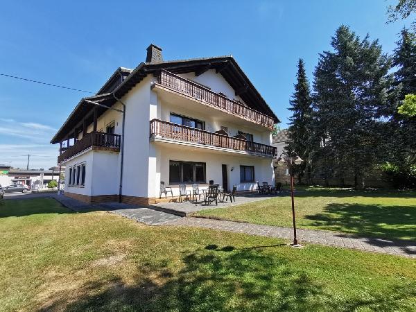 Mooi hotel nabij Bittburg