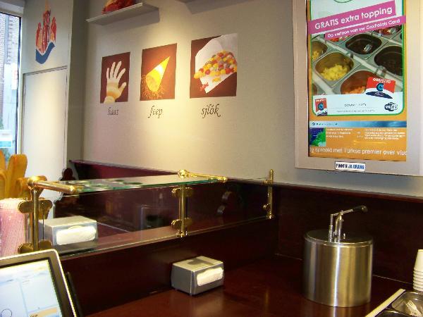 Cafetaria / Dagzaak centrum Roermond foto 3