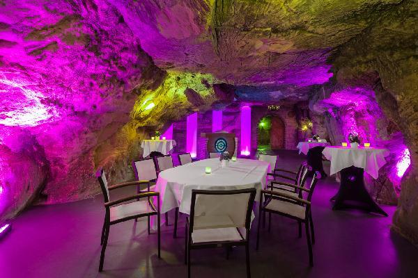 Uniek feestzalencomplex in de mergelgrotten van Valkenburg foto 2