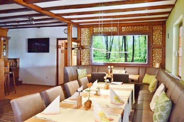 Landelijk gelegen hotel (21 kamers) met modern woonhuis  foto 5