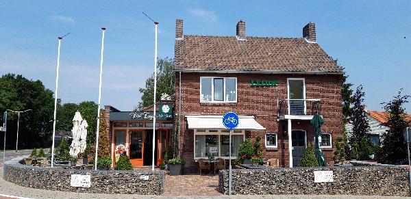 Mooi restaurant in Bergen aan de N271