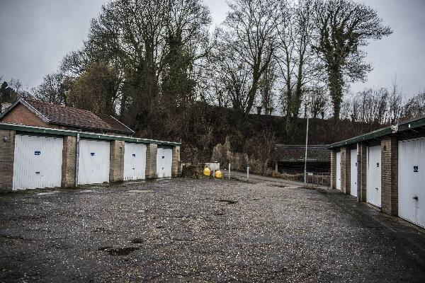 Parkeerterrein in hartje Valkenburg (verkoop alleen icm exploitatie Limburgia) foto 3