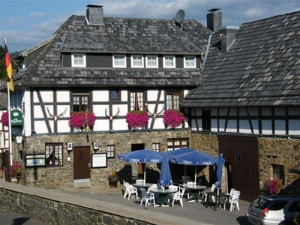 Hotel-Restaurant nabij Rursee en Nationalpark Eifel foto 5