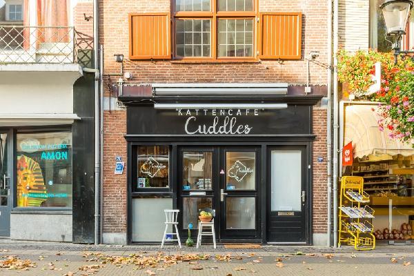 Casco horeca/winkel pand Parade Venlo