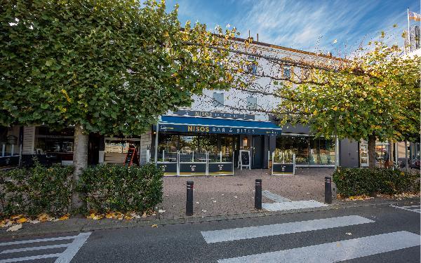 Ingericht restaurant aan Lindeplein foto 1