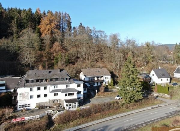 Hotel/Restaurant met 24 kamers in Sauerland
