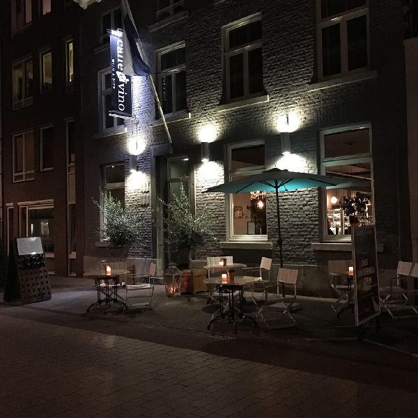 Caffè e Vino in het centrum van Roermond