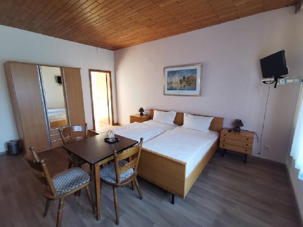 Mooi hotel nabij Bittburg foto 4