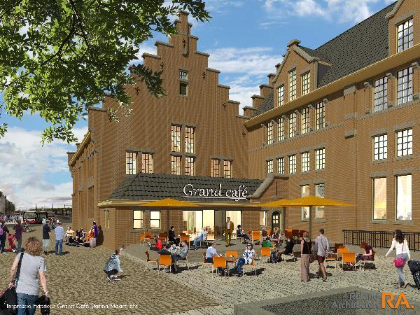Casco Horecaruimte Station Maastricht