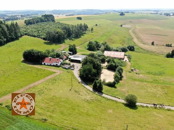 Landgoed/Paardenhouderij met vakantiewoningen